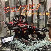 ヤマダ電機/大人がオモチャ/ゾイドシリーズ/Shunity studio/プラモデル...などのインテリア実例 - 2019-12-10 21:01:55