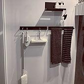 山崎実業/モノトーン/LIXIL/無印良品/バス/トイレのインテリア実例 - 2020-04-04 21:05:27