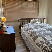ベッド周りのインテリア実例 - 2021-05-07 17:35:50