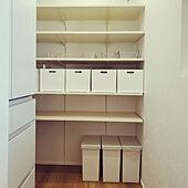 キッチン/パントリー/無印良品/IKEAのインテリア実例 - 2021-03-07 08:39:12