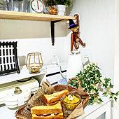 キッチン/ハロウィン/クロックムッシュ/バターコーン/朝食...などのインテリア実例 - 2021-09-19 09:27:12