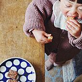 韓国子供服/ポーリッシュポタリー/こどもと暮らす/古道具/おうち時間...などのインテリア実例 - 2021-02-28 23:56:49