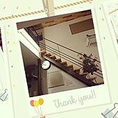 リビング/フランフラン/IKEA 照明/セリア/鉄骨階段...などのインテリア実例 - 2020-12-02 08:39:25