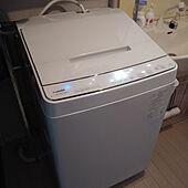 バス/トイレ/洗面所/TOSHIBA洗濯機/家電/こどものいる暮らしのインテリア実例 - 2021-06-05 15:26:09