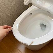 汚れ防止/トイレ/掃除アイデア/海南/海南市...などのインテリア実例 - 2020-09-30 14:33:39