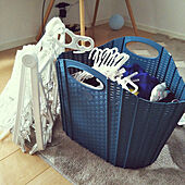 バス/トイレ/こどもと暮らす/北欧/シンプル/洗濯かご...などのインテリア実例 - 2021-09-21 15:39:33