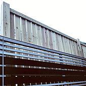 フェンス/リクシル/タカショー/玄関/入り口のインテリア実例 - 2021-04-17 07:10:02