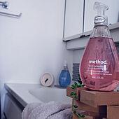 バス/トイレ/カラフル/ハンドソープ/method/植物由来...などのインテリア実例 - 2020-03-18 07:44:07