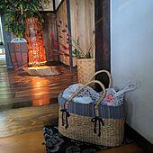 玄関/入り口/花より葉っぱ系が好き/田舎暮らし/日本家屋/木のぬくもり...などのインテリア実例 - 2021-09-17 14:52:30