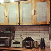 キッチンのインテリア実例 - 2021-05-06 20:55:56