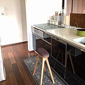 トクラスキッチン/ナガノインテリア/一生ものの家具/外壁は黒/庭を眺める家...などのインテリア実例 - 2020-07-22 18:36:01