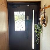 観葉植物/YKK スマートドア/玄関/入り口のインテリア実例 - 2021-08-02 10:29:23