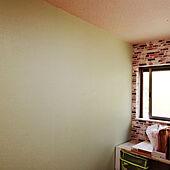 棚/元作業部屋/総入れ替え/壁紙DIY/壁塗装DIYのインテリア実例 - 2021-05-16 18:05:21