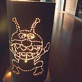 廊下DIY/竹 DIY/廊下/間接照明/実家...などのインテリア実例 - 2021-07-26 16:44:39
