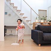 お掃除お姉さん/暮らしの味方/クイックルしやすい部屋/クイックル/快適...などのインテリア実例 - 2021-09-19 22:45:29