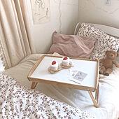 ホームコーディ/ニトリ/IKEA/女の子の部屋/nina's room*...などのインテリア実例 - 2020-04-06 13:39:19