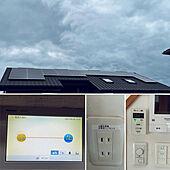 停電対策/太陽光10kw以上/停電時に便利/パナソニック/太陽光発電システム...などのインテリア実例 - 2021-09-26 12:17:15