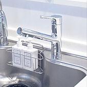 水回り/キッチン/ラベル 白黒/ラベル 自作/タグ作り...などのインテリア実例 - 2020-06-01 08:08:07