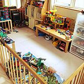 おもちゃ部屋/DIY/リビングのインテリア実例 - 2021-06-20 13:05:36
