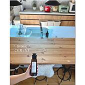 洗剤ディスペンサー/キッチン/カフェ風/キッチンカウンター/キッチンのインテリア実例 - 2021-09-20 12:53:06