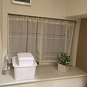 まめぴか/収納なしトイレ/階段下トイレ/フェイクグリーン/ディノス...などのインテリア実例 - 2021-07-17 20:26:23