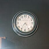 DIY/リフォーム/リフォーム中/ブルックリン風/壁掛け時計のインテリア実例 - 2021-09-21 22:56:34