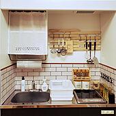 キッチン/キッチン/ワンルーム/1R/ひとり暮らし...などのインテリア実例 - 2020-04-08 15:52:35