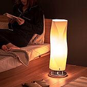 間接照明のある暮らし/子ども部屋 照明/寝室の照明/スタンドライト/北欧...などのインテリア実例 - 2021-05-18 17:48:52