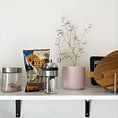 ダイソー/Daiso/飾り棚DIY/飾り棚/コーヒー豆...などのインテリア実例 - 2021-01-28 11:26:03
