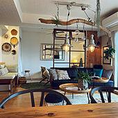 IKEA/DIY/セルフリノベーション/マンション暮らし/Yチェア...などのインテリア実例 - 2021-06-21 22:18:43