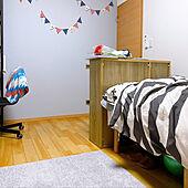 子供部屋/アントロンホームラグ/ラグのある暮らし/おうち時間/カーペット...などのインテリア実例 - 2021-03-25 20:54:22