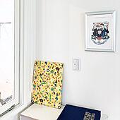 誕生日プレゼント/ファブリックパネル/アート/ファンタスティックビースト/コリンファレル...などのインテリア実例 - 2020-05-18 13:31:51