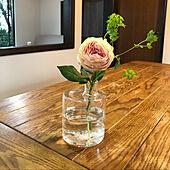 花のある暮らしのインテリア実例 - 2020-04-05 09:10:27