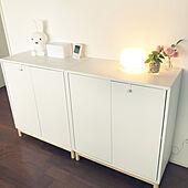 無印良品/IKEA/棚のインテリア実例 - 2021-05-16 16:52:15