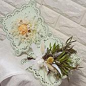 お花のある暮らし/ドライフラワー♡/ウッドプレートアレンジ/みていただきありがとうございます❤️/キッチンのインテリア実例 - 2021-05-15 09:54:14