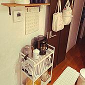 IKEAワゴン/100均/DIY/雑貨/IKEA...などのインテリア実例 - 2021-01-22 17:01:53