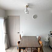 IKEA/ニトリ/照明/カーテン/部屋全体のインテリア実例 - 2021-10-20 12:54:33