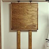 2×4材/2×4/ラブリコでDIY/ラブリコ/DIY...などのインテリア実例 - 2021-06-06 23:31:23