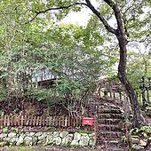 木製の柵/ウッドデッキ/買ってよかったものは山/空き家再生/空き家をリフォーム...などのインテリア実例 - 2021-09-18 06:16:58