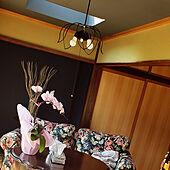 壁/天井/古民家暮らし/アンティーク/レトロ/#天窓 #広縁側のインテリア実例 - 2020-04-04 14:30:46