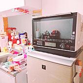 キッチンのインテリア実例 - 2020-04-05 21:53:36