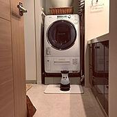 ドアストッパー/ニトリ/TOSHIBA 洗濯機/給水器/2020.8.26...などのインテリア実例 - 2020-08-26 20:05:11