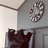 模様替え/時計/スチームパンク風/生活雑貨/掛け時計...などのインテリア実例 - 2021-07-24 21:03:03