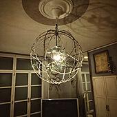 壁/天井/自作照明/DIY/窓枠DIYのインテリア実例 - 2020-07-14 05:02:33