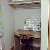 IKEA/スコーディズ/クローゼット/子供部屋/サンゲツ...などのインテリア実例 - 2021-07-13 00:17:47