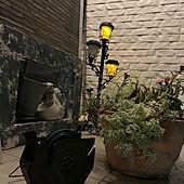 DIY雑貨/ガーデンライト/蚊取り線香立て/シャンブル/定番の虫対策...などのインテリア実例 - 2021-07-26 22:15:23