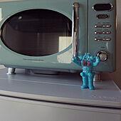 Toffy ラドンナ/冷蔵庫の上/オブジェ/キングジョー/キッチンのインテリア実例 - 2021-05-19 12:32:14