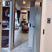 玄関/入り口/ソファ/掛け軸/観葉植物/フロアタイルのインテリア実例 - 2021-05-28 00:08:16