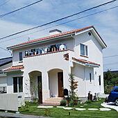 玄関/入り口/枕木/外構/塗り壁の家/TM9...などのインテリア実例 - 2020-08-10 11:13:37