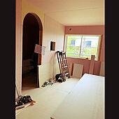 WIC/ウォークインクローゼット/寝室/北欧/かわいいお家...などのインテリア実例 - 2021-05-17 12:57:39